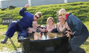 vrijgezellenfeest boerderij noord-holland